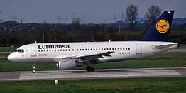 Airliner - Airbus A319