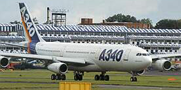 Airliner - Airbus A340