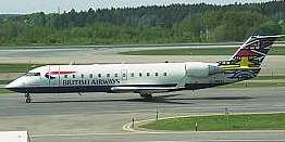 Airliner - Bombardier CRJ200