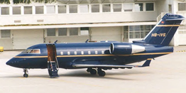 Executive Jet - Heavy - Bombardier Challenger 601