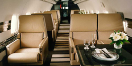 Executive Jet - Heavy - Bombardier Challenger SE Cabin