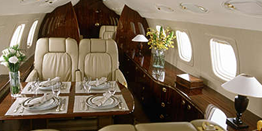 Executive Jet - Heavy - Embraer Legacy Cabin