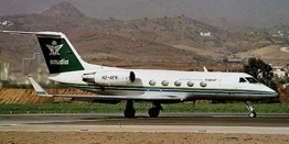 Executive Jet - Heavy - Gulfstream III