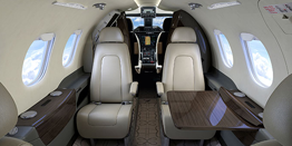 Executive Jet - Very Light - Embraer Phenom 100 Cabin