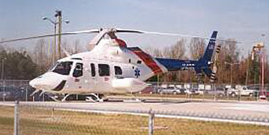 Helicopter - Bell 430