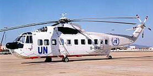 Helicopter - Sikorsky S61