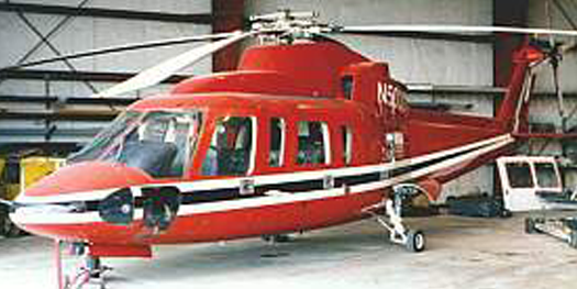 Helicopter - Sikorsky S76