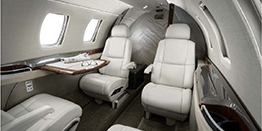Executive Jet - Light - Cessna Citation M2 Cabin